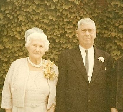 Dominic and Mary Pudlo, circa 1965